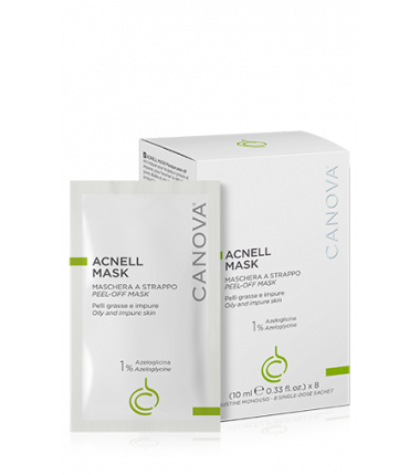 ACNELL MASK - Peel-off mask