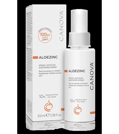 ALOEZINC - Soothing spray