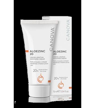 ALOEZINC 20 - Soothing cream