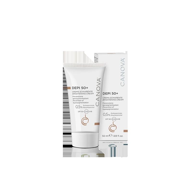 DEPI 50+ - Brightening cream