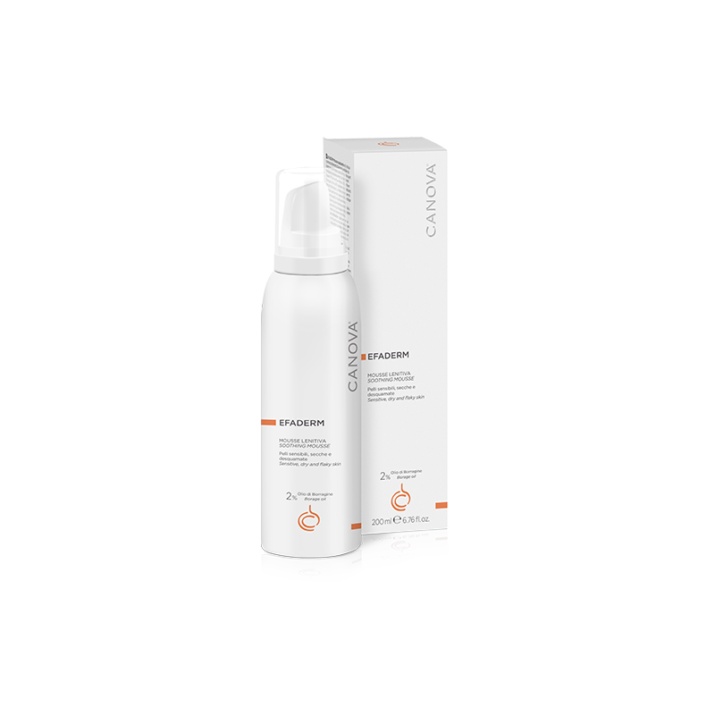 EFADERM - Soothing mousse