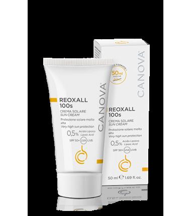 REOXALL 100s - Sun cream