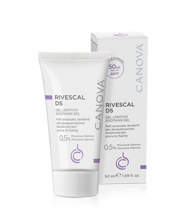 RIVESCAL DS - Soothing gel
